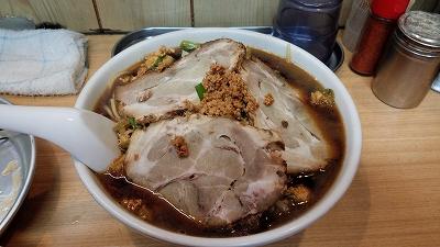 ゆきちゃんラーメン台湾焼豚